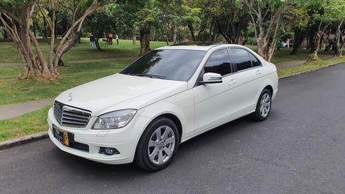 Mercedes-benz Clase C 1.8 Elegance Trasera Aut