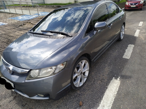 Honda Civic 1.8 Lxs Flex 4p 2007