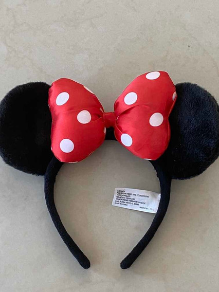 Diadema Minnie Mouse Disney Park