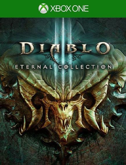 Diablo 3 Eternal Collection Xbox One - 25 Díg (envio Flash)