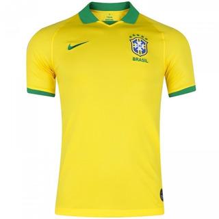 Camiseta Da Seleção Brasileira 2019 Original - Copa América