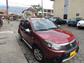 Renault Sandero Stepway Rojo