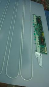 Kit 4 Lampadas Com A Placa Inverter Usada Na Tela Lta320ap02