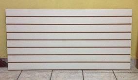 Painel Canaletado Mdf 2,80x1,80