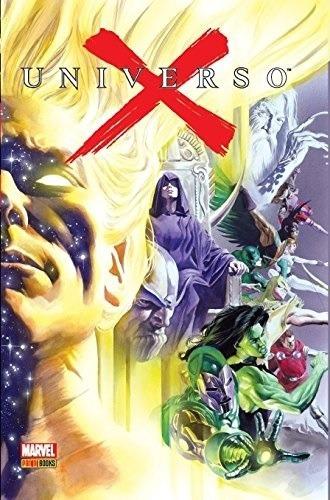 Hq - Universo X - Volume 1 - Capa Dura