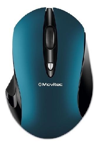 Mouse Óptico Movitec Sem Fio Omw-04 Notebook, Computador