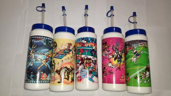 Coleccion Completa Pepsilindros Looney Tunes Año 1990