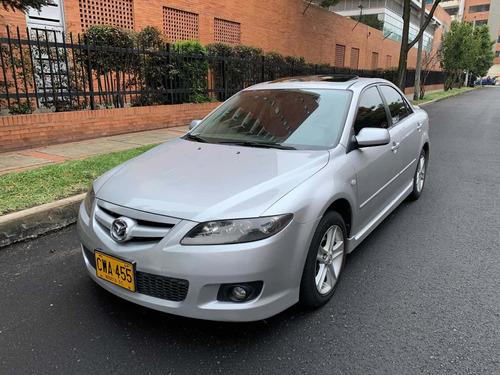 Mazda 6 2007 2.3 S3na6