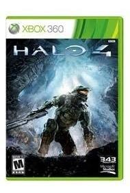 Halo 4 Para Xbox 360 Ojo Leer La Descripcion
