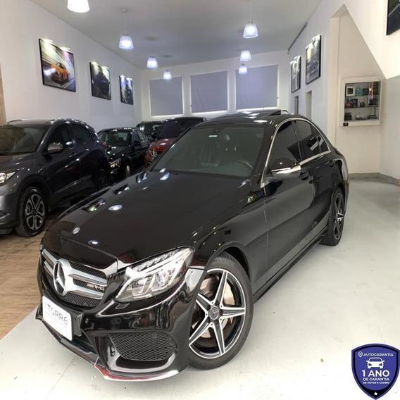 Mercedes Benz C250 Sport Cgi Turbo 1 Ano De Garantia