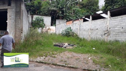 Terreno À Venda, 360 M² Por R$ 150.000,00 - Jardim União - Franco Da Rocha/sp - Te0063