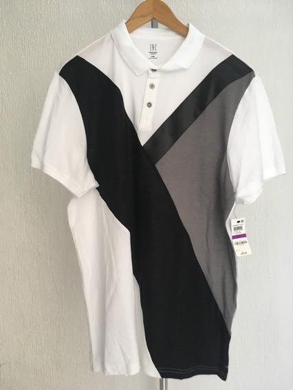 Camiseta Tipo Polo Inc 2xl Nuevo/original