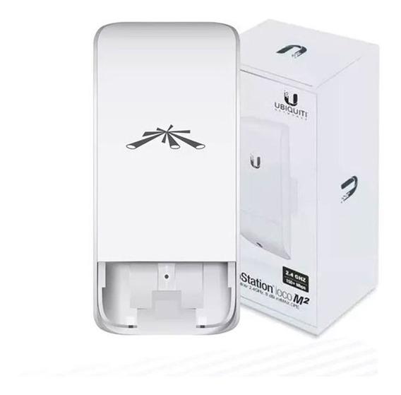 Access Point Exterior Ubiquiti Loco M2 Nano Airmax 2.4ghz