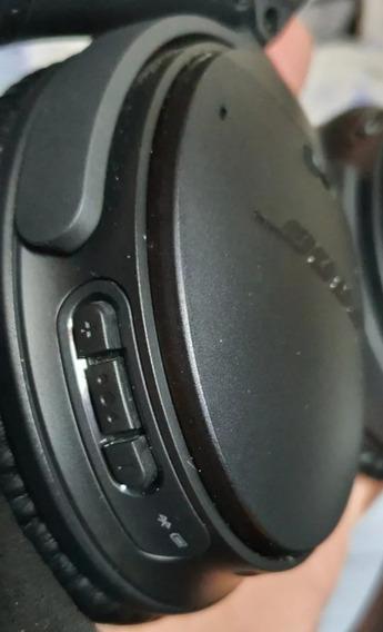 Bose Quiet Comfort 35 Noise Cancelling Preto - Qc35