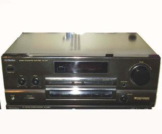 Amplificador Technics Su-g75 Impecable 120+120w C/control