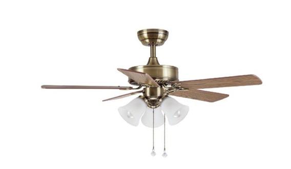 Ventilador Techo Luz Airmax Mod 8639