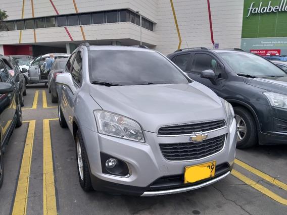 Chevrolet Tracker Lt. Automática Secuencial 2014