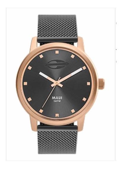 Relógio Luxuoso Mormaii Original C/ Nota Fiscal