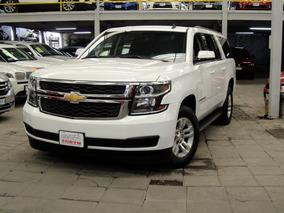 Chevrolet Suburban 5.3 Ls Tela Mt 2016