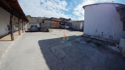 Imagem 1 de 21 de Chácara Com 8 Dormitórios À Venda, 1000 M² Por R$ 550.000,00 - Chácara Nova Boa Vista - Campinas/sp - Ch0063