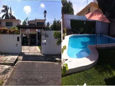 Hermosa Casa En Venta, Fracc. Floresta Veracruz, Ver.