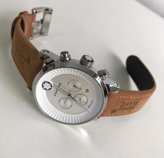 Relógio Mb Caixa Prata