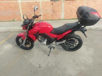 Vendo Honda Cb250 Twister Como Nueva!
