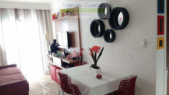 Apartamento C/ 1 Dorm, Santa Maria, Scs - R$ 254.400,00 - V838