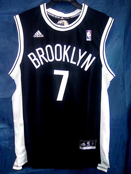 Camiseta Jersey Nba Brooklyn Johnson 7