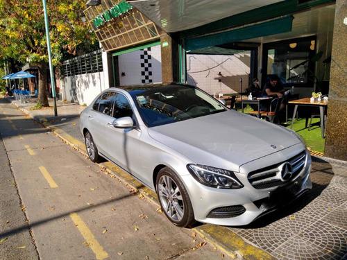 Mercedes-benz Clase C 2.0 C250 Avantgarde 211cv At 2015
