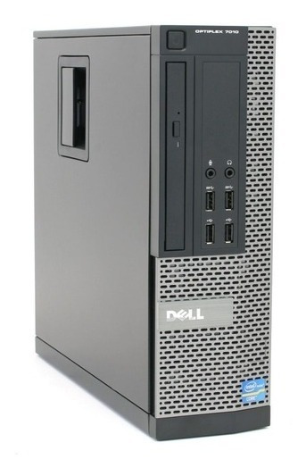 Dell Optiplex 7010 Core I3 3ºgeração 8gb Hd 320 W7pf