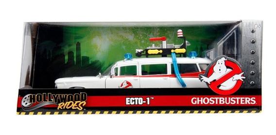Vehículo De Ghostbuster Escala 1:24