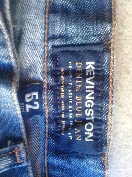 Jeans Kevingston Recto