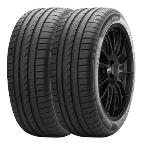 Combo X2 Neumaticos Pirelli 215/45r17 P1 Cint+ 91v Cuotas