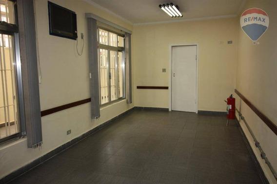 Casa Comercial Com 9 Salas E 4 Vagas De Garagem - Vila Mariana. - Ca1273