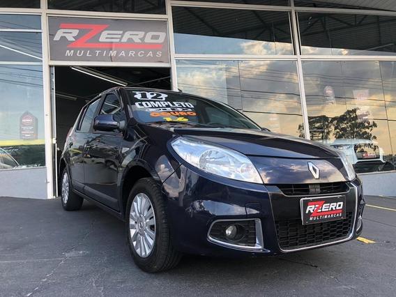 Renault Sandero Privilege 2012 Completo 1.6 Flex Revisado