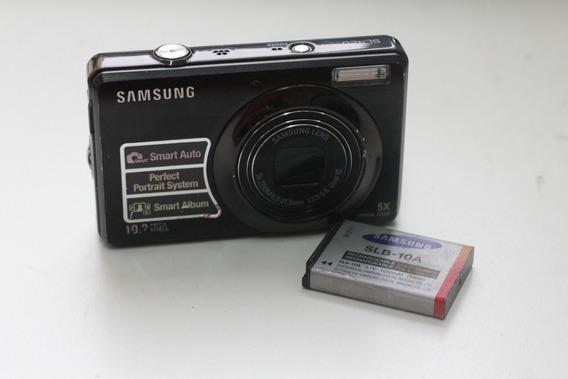 Câmera Samsung Sl420 10.2 Megapixels