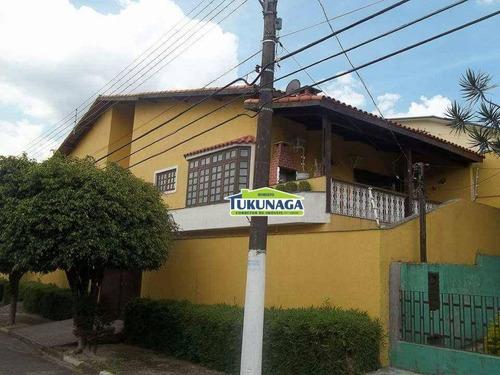 Sobrado Residencial À Venda, Centro, Arujá. - So0227