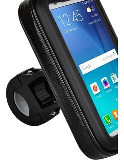 Suporte Capa Celular iPhone Samsung Gps Moto Bike Universal