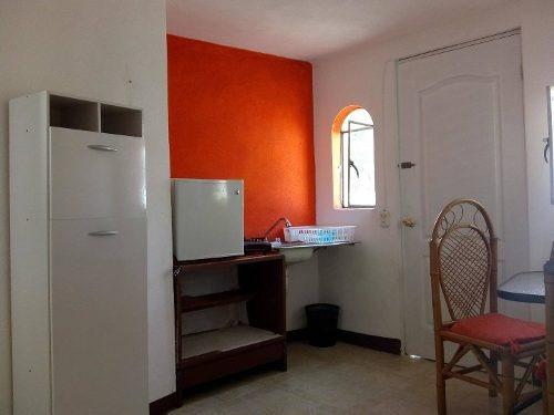 Departamento En Renta Calle Miguel Guridi Y Alcocer, Centro Tlaxcala