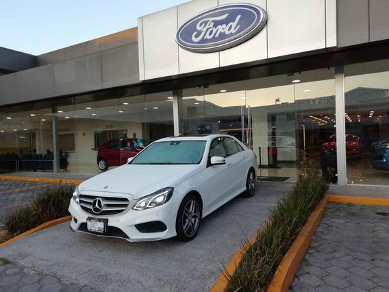 Mercedes-benz Clase E 4p E 400 V6/3.0/t Aut