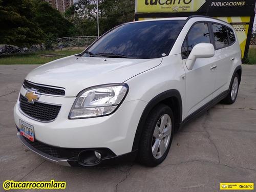 Chevrolet Orlando 4x2 Automático