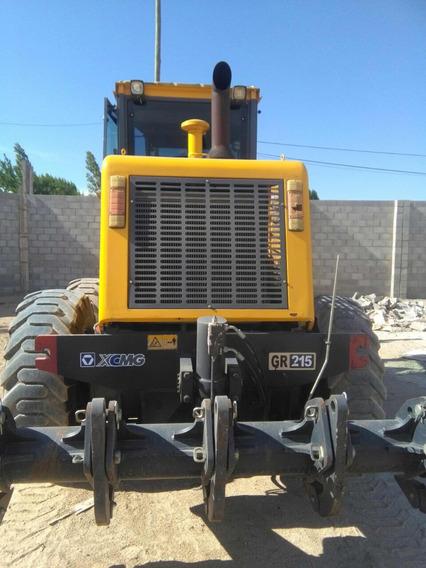 Motoniveladora Gr215 Xcmg Usada 2012