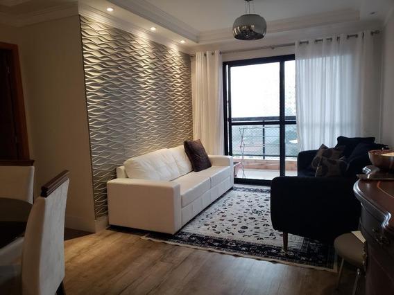 Apartamento Com 3 Dormitórios À Venda E Locação, 115 M² - Nova Petrópolis - São Bernardo Do Campo/sp - Ap62973