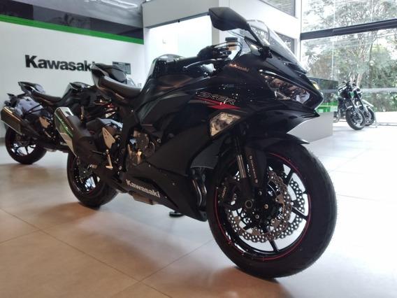 Kawasaki - Ninja Zx-6r 0km - 2020/2020 A Pronta Entrega!