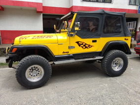 Carro Campero Jeep Cj 7 Laredo