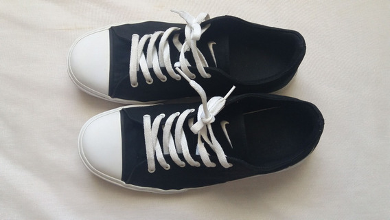 Tênis Nike Original Preto Masculino Lifestyle N°41 Seminovo