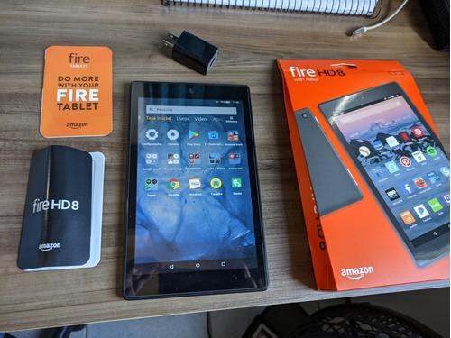 Tablet Amazon Fire Hd 8. 16gb. 7 Geração
