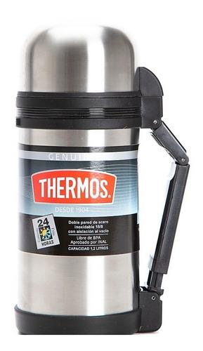 Termo Thermos Vianda Termica 1,2 Litros Acero Inoxidable