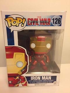 Funko Pop! Civil War Iron Man